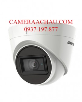 Camera Dome 4 in 1 hồng ngoại 2.0 Megapixel HIKVISION DS-2CE78D3T-IT3F
